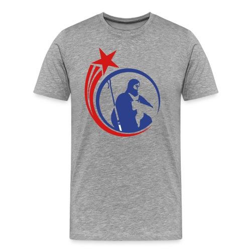 America's Savior Men's Tee - Men's Premium T-Shirt