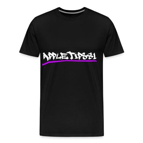 Appletips81 Shirt Purple Edition! - Men's Premium T-Shirt