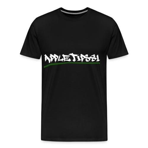 Appletips81 Green Shirt Edition - Men's Premium T-Shirt