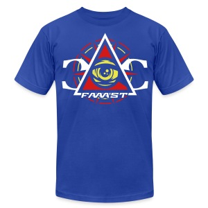 CO Providence - Men's T-Shirt by American Apparel