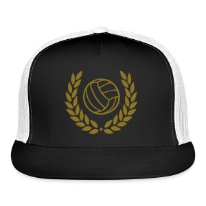 the cap of football games - Trucker Cap