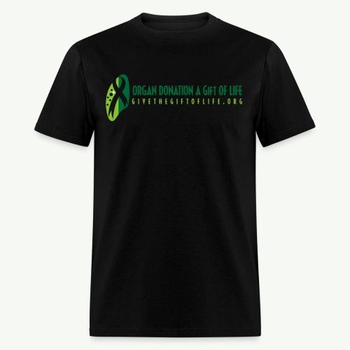 Organ donation Men's T-Shirt - Men's T-Shirt