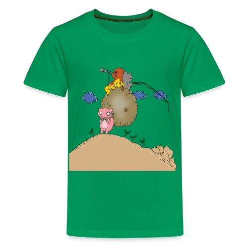 Bags of Bears (Kids) - Kids' Premium T-Shirt