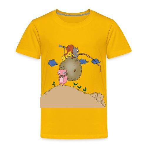 Bags of Bears (Kids) - Toddler Premium T-Shirt