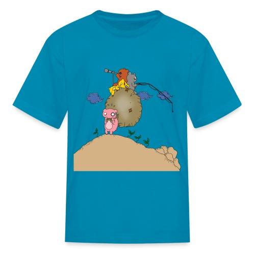 Bags of Bears (Kids) - Kids' T-Shirt