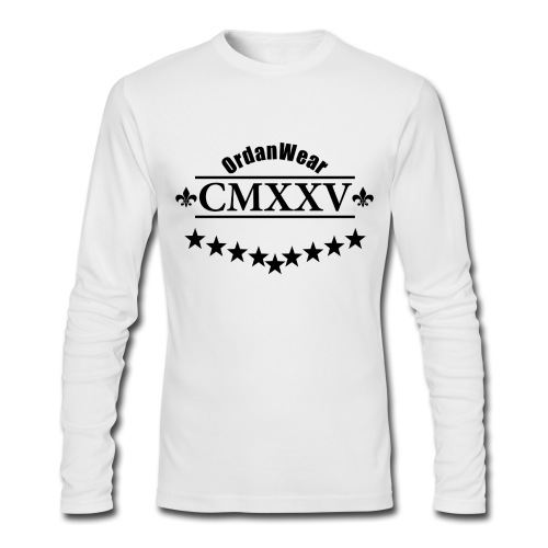OrdanWear 925 - Men's Long Sleeve T-Shirt by Next Level