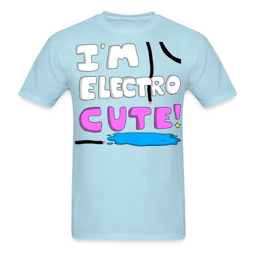 ElectroCUTE - Men's T-Shirt