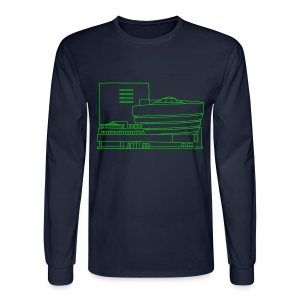 Guggenheim Museum New York - Men's Long Sleeve T-Shirt