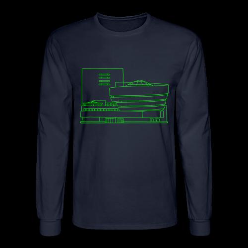 Guggenheim Museum New York - Men's Long Sleeve T-Shirt