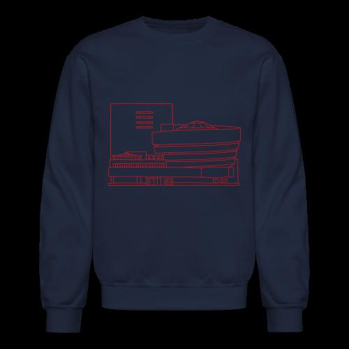 Guggenheim Museum New York - Crewneck Sweatshirt