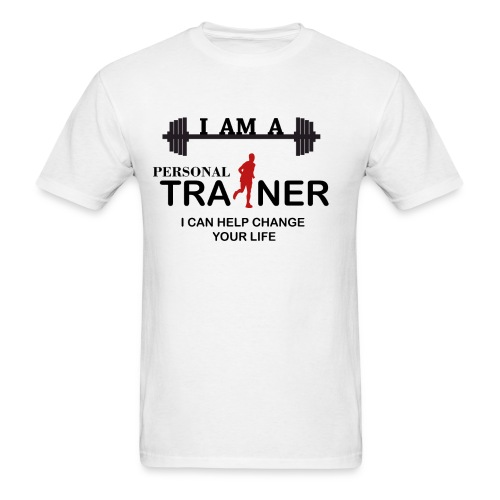Personal Training Changes Lives - Men's T-Shirt