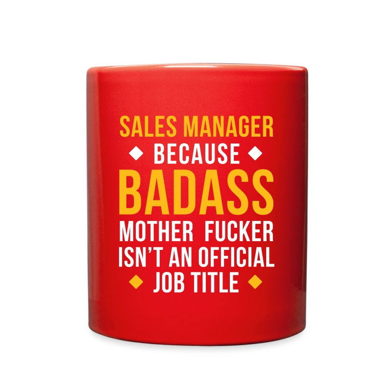 What are some job titles for sales management?