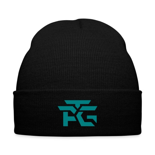 ATG Knitted Cap - Knit Cap with Cuff Print