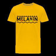 T-Shirts ~ Men's Premium T-Shirt ~ Melanin