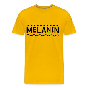 Melanin - Men's Premium T-Shirt