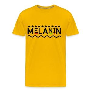 Melanin - Men's Premium T-Shirt