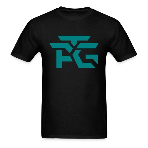 Black ATG Logo Tee - Men's T-Shirt