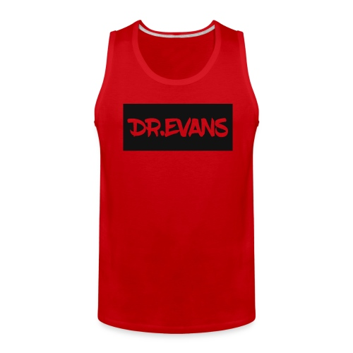 DR.E Black Mens - Men's Premium Tank