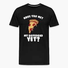 Have you met my Pizza?