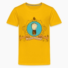 my_beards_nightmare_04201603 Kids' Shirts