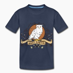 owl_04201603 Kids' Shirts