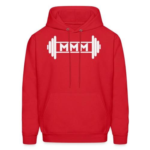 Men's Red hoodie classic - Men's Hoodie