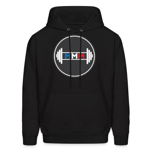 Men's Black hoodie patriot - Men's Hoodie