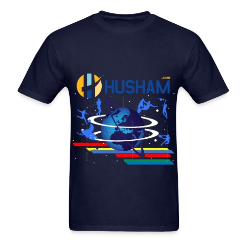husham Tshirt - Men's T-Shirt