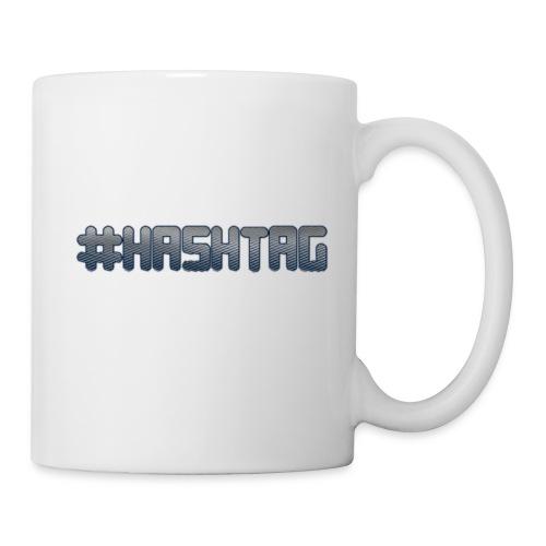 #Hashtag - Coffee/Tea Mug