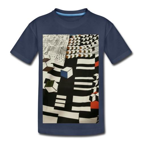 Urban Cubist - Toddler - Toddler Premium T-Shirt