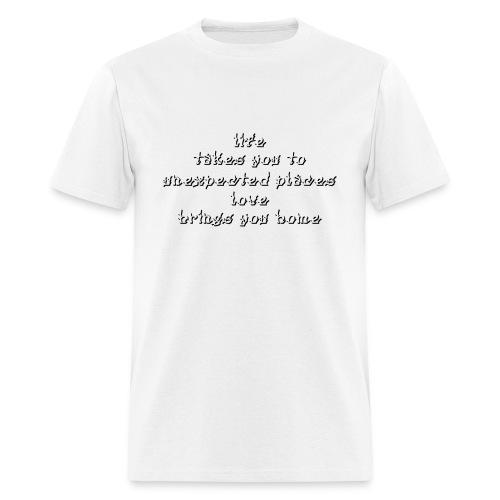 Xanax - Men's T-Shirt