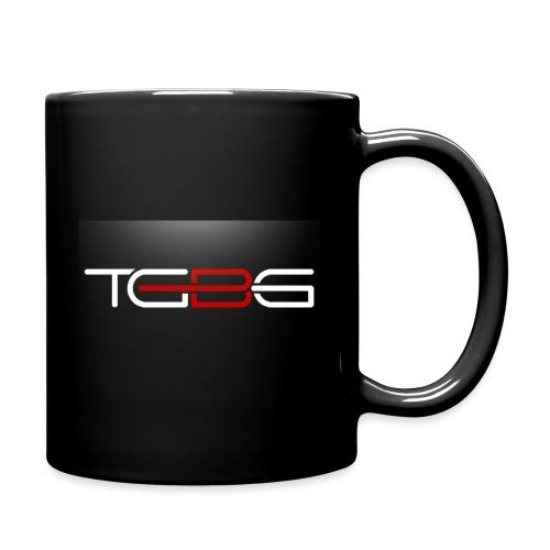TGBG Black Rebrand Ceramic Mug - Full Color Mug