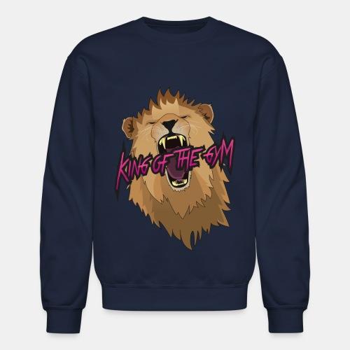 Men's Logo Crewneck - Crewneck Sweatshirt