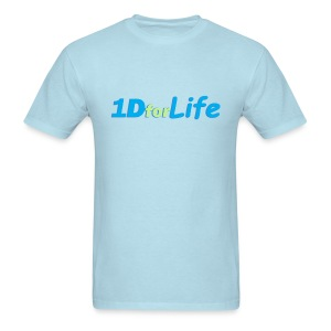 1dforlife - Men's T-Shirt