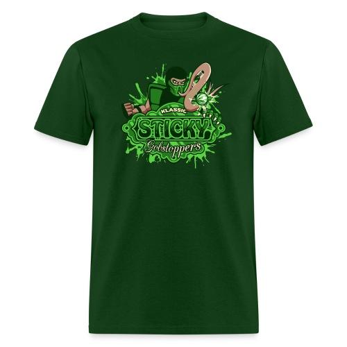 Reptile Sticky Gobstopper - Men's T-Shirt