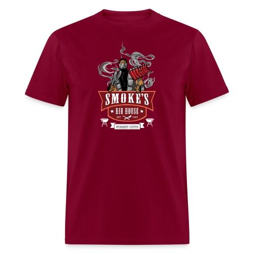Smoke's Rib House - Men's T-Shirt