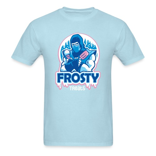 Frosty Treats - Men's T-Shirt