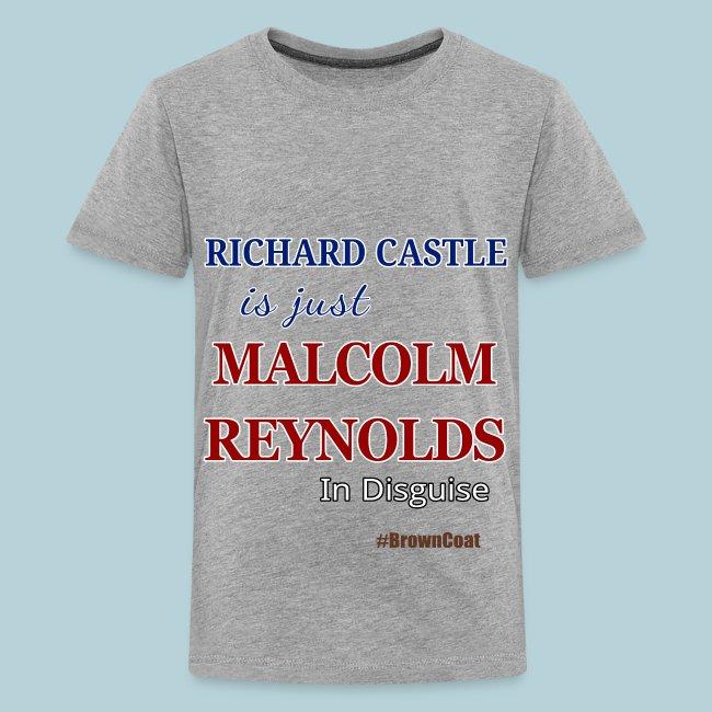 Castle is Reynolds