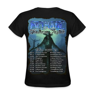 Methane Southern Justice Tour  - Women's T-Shirt
