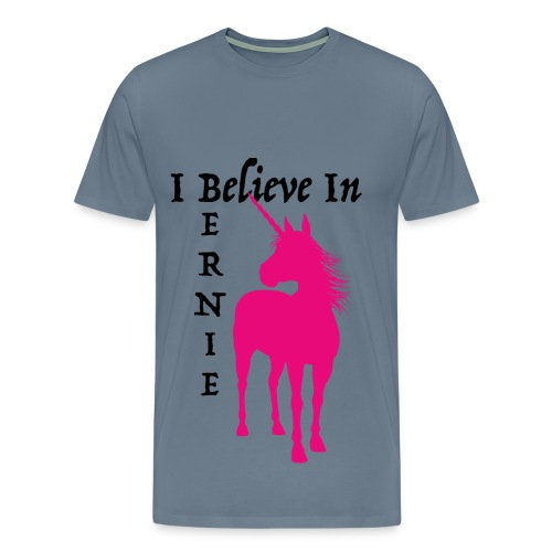 I BELIEVE IN BERNIE - Men's Premium T-Shirt