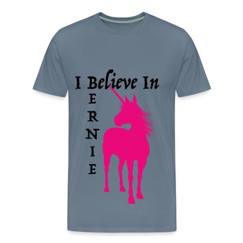 I BELIEVE IN BERNIE - Men's Premium T-Shirt