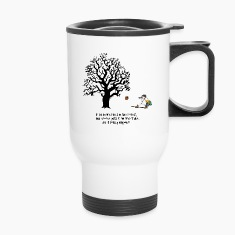 If an ACORN falls in the FOREST... Mugs & Drinkware