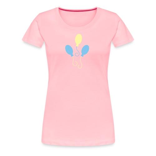 Pinkie Pie Women's Shirt - Women's Premium T-Shirt