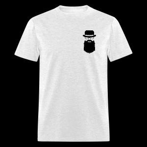 Manhood OG/back black logo  - Men's T-Shirt