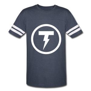 Thunderbolt Comedy Vintage Sport T-Shirt - Vintage Sport T-Shirt