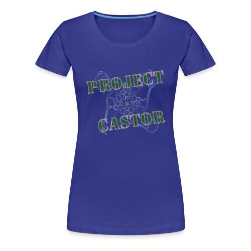 Castor Ladies T - Women's Premium T-Shirt