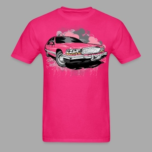 Caillac Pink - Men's T-Shirt