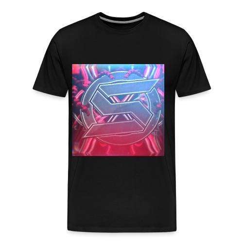 Mens Black-Tshirt - Men's Premium T-Shirt