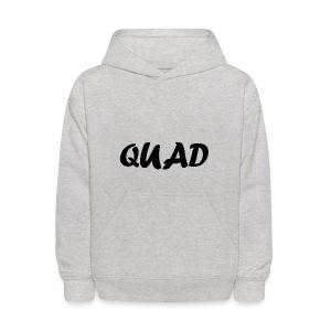 Kids Quad Hoodie! (Light Color) - Kids' Hoodie