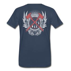Firefighter-Premium Shirt - Men's Premium T-Shirt